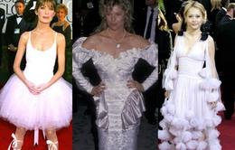 Phong cách thời trang sến sẩm trong lịch sử giải Quả Cầu Vàng