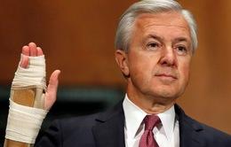 CEO Wells Fargo từ chức sau vụ bê bối 2 triệu tài khoản giả