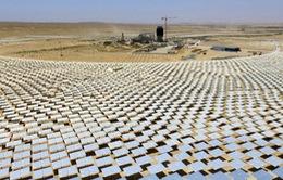 Sắp có tháp năng lượng Mặt Trời cao nhất thế giới