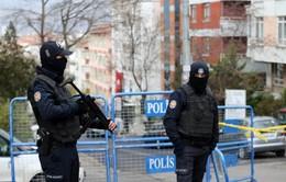 Thổ Nhĩ Kỳ bắt giữ hơn 100 thành viên các đảng ủng hộ người Kurd