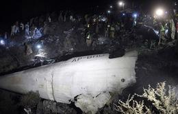 Điều tra vụ rơi máy bay ở Pakistan
