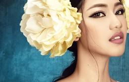 Á hậu Thanh Tú cá tính trong bộ ảnh cưới