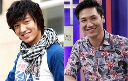 Mạnh Trường - Lee Min Ho giống nhau y xì đúc trong loạt ảnh này!