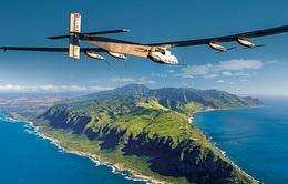 Máy bay hoạt động bằng năng lượng mặt trời bay vòng quanh thế giới