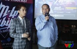 Vì fan, Sơn Tùng M-TP thay toàn bộ trang phục trong liveshow ở Hà Nội