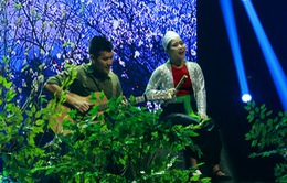 """Giai điệu tự hào: Tạ Quang Thắng và Thùy Chi ngọt ngào với """"Tình ca Tây Bắc"""""""