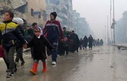 Hành trình hòa bình từ Berlin tới Aleppo