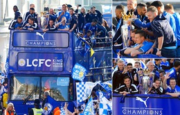 HLV Ranieri muốn 250.000 CĐV Leicester hãy mơ về Champions League