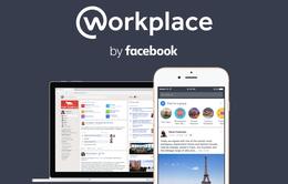 Facebook ra mắt Workplace - mạng xã hội dành cho công sở