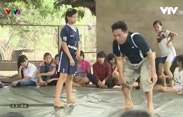 Về Bắc Giang gặp người thầy dạy vật cho hơn 2.000 học trò