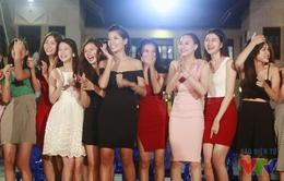 Hoa hậu Biển Việt Nam 2016 và bữa tiệc ngoài trời đáng nhớ
