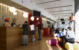 """Google - Nhà tuyển dụng """"hot"""" nhất châu Âu"""