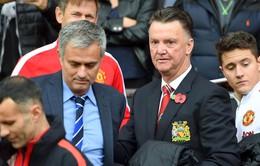Man Utd chính thức sa thải HLV Van Gaal, dọn chỗ đón Mourinho