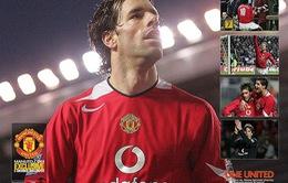 Chân dung huyền thoại: Ruud van Nistelrooy - sát thủ vòng cấm!