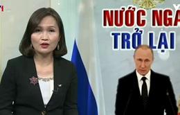Sự trở lại của nước Nga nhìn từ bản thông điệp liên bang của Tổng thống Putin