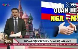 Nga gửi điện mừng Quốc khánh Mỹ: Quan hệ hai nước sẽ cải thiện?