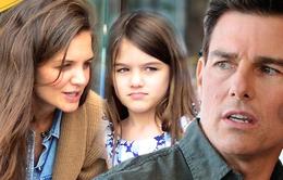 Tom Cruise đã liên hệ lại với con gái sau thời gian dài ghẻ lạnh