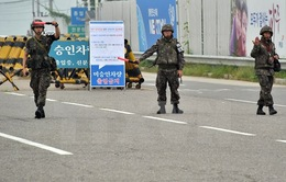 Hàn Quốc hạn chế công dân tới Khu công nghiệp chung Kaesong