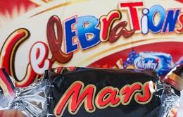 Mars thu hồi sản phẩm tại 55 quốc gia