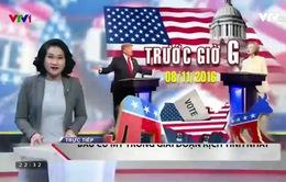 Bê bối cá nhân chi phối chiến dịch tranh cử Tổng thống Mỹ