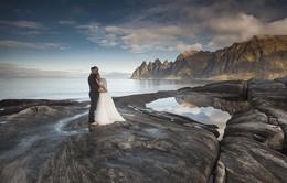 Nhiếp ảnh gia đưa vợ đi trốn trên núi ở Na Uy và Thụy Điển