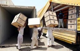 Iran miễn thuế hầu hết hàng hóa xuất khẩu