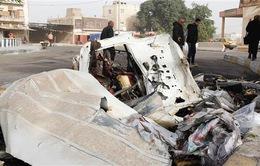 Iraq: Đánh bom kép ở Fallujah, 8 người thiệt mạng