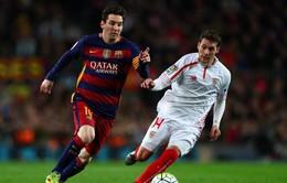 Sevilla - Barcelona: Phép thử cho nhà vô địch (3h00, 15/8)