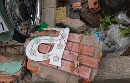 TP.HCM: Tường nhà bất ngờ đổ sập đè 1 người bất tỉnh
