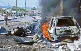 Đánh bom xe tại Somalia, ít nhất 10 người thiệt mạng