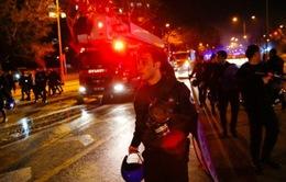 Phiến quân người Kurd nhận trách nhiệm vụ tấn công ở Ankara