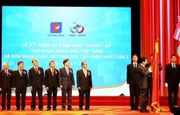 60 năm thành lập Tập đoàn Xăng dầu Việt Nam