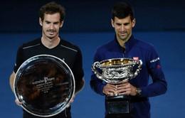 """Thua Djokovic, Murray thừa nhận bị phân tâm chuyện """"hộ đê"""""""