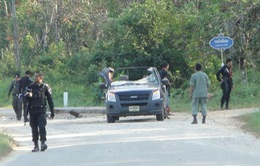 Nổ bom tại miền Nam Thái Lan, 7 người thương vong