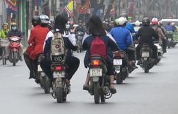 Gia đình cần có trách nhiệm răn đe con em khi tham gia giao thông