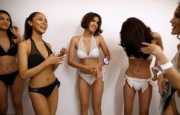 100 thí sinh hào hứng tham gia cuộc thi hoa hậu chuyển giới Thái Lan