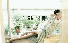 Đỗ Hà Next Top Model khác lạ trong bộ ảnh gai góc