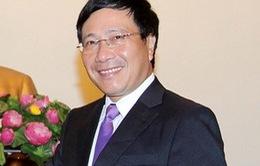 PTTg, Bộ trưởng Ngoại giao Phạm Bình Minh dự Hội nghị Bộ trưởng Ngoại giao Hợp tác Mekong - Nhật Bản
