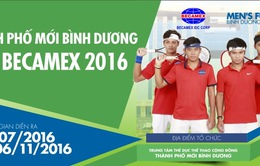 VTVcab tường thuật trực tiếp giải quần vợt F2 Men's Futures tại Việt Nam
