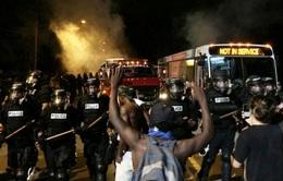 Bạo loạn tiếp diễn tại Charlotte, Mỹ