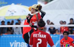 ABG 5: Thắng nhàn Philippines, cầu mây nữ Việt Nam vào chung kết