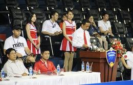 Giải quần vợt quốc tế Vietnam Open 2016 chính thức khởi tranh