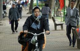 Thủ đô Hà Nội trời chuyển rét từ ngày 23/11