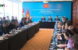 Việt Nam coi trọng quan hệ hợp tác kinh tế, thương mại và đầu tư với Peru