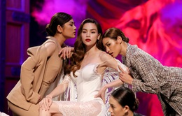 Hồ Ngọc Hà diện váy ngủ cực sexy bên thí sinh The Face