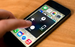 iPhone 7- Nỗi lo nút Home vật lý đã trở thành dĩ vãng
