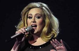 """""""Họa mi nước Anh"""" cứu rỗi cả thị trường âm nhạc thế giới 2015"""