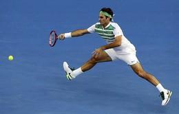 Úc Mở rộng 2016: Vượt qua Dolgopolov, Federer tiến vào vòng 3