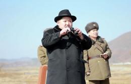 Triều Tiên thử nghiệm vũ khí mới