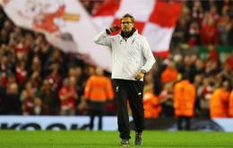 Đưa Liverpool vào chung kết Europa League, Klopp đi vào lịch sử đội bóng